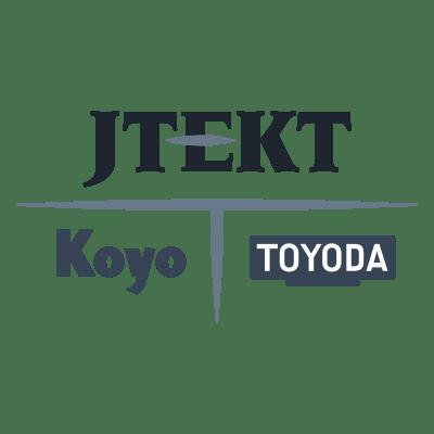 JTEKT Koyo Toyoda logo