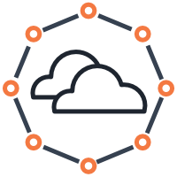 Icon of IoT cloud