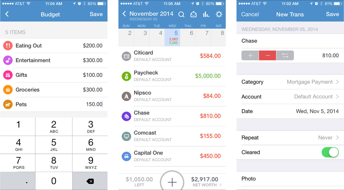 worthwhile fintech web and mobile apps