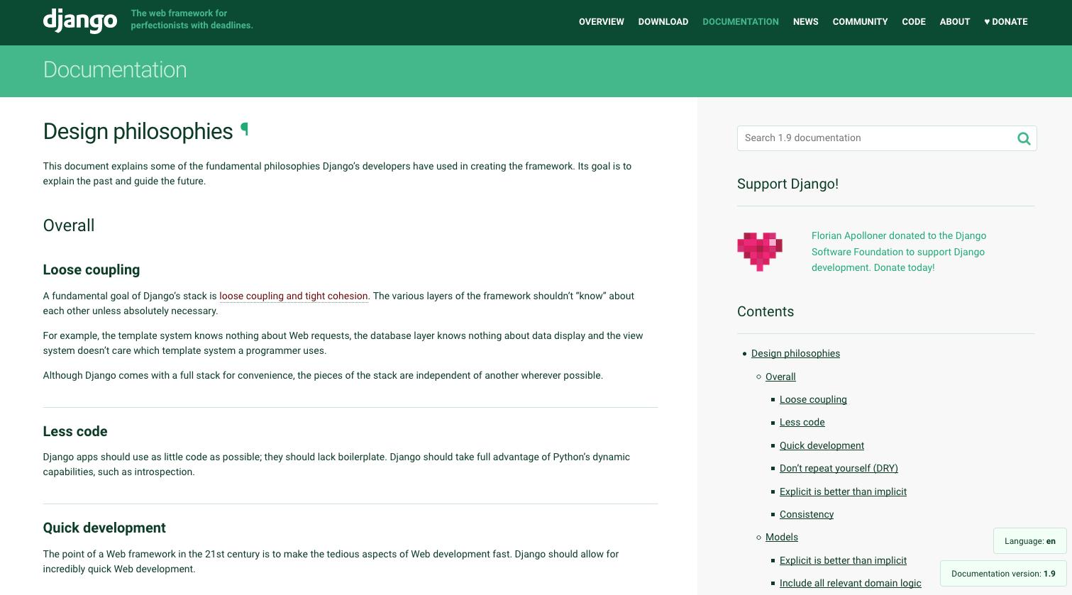 Worthwhile | Django Web App Development