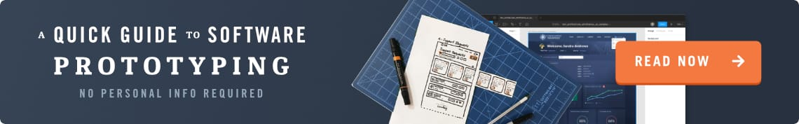 Link to a Quick Guide to Software Prototyping