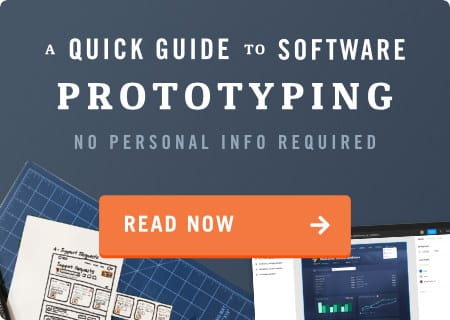 A Quick Guide to Software Prototyping