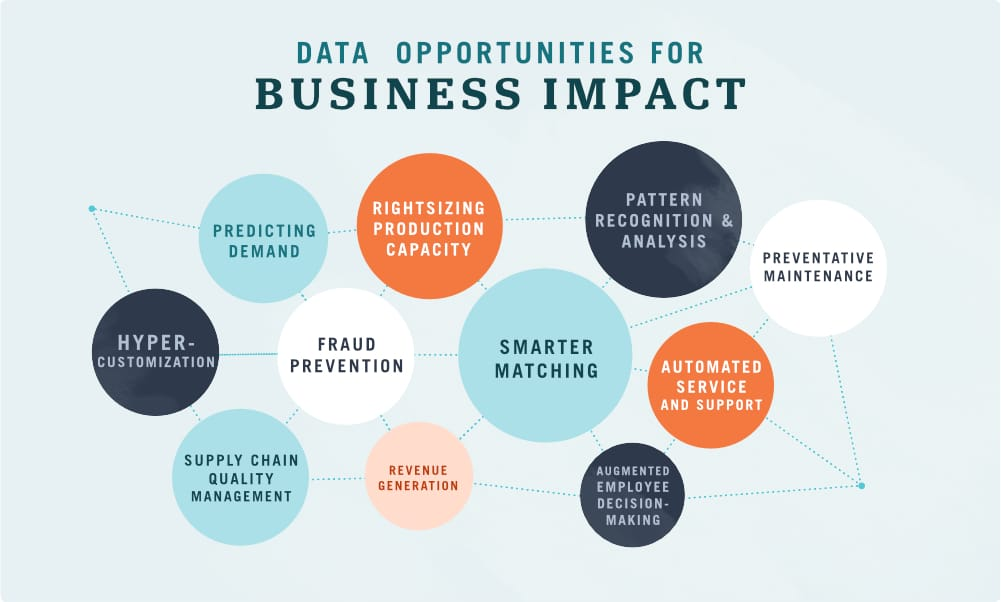 Data Opportunities for Business Impact